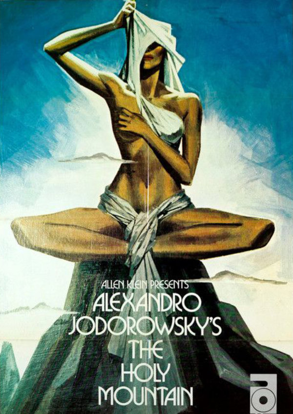 'The Holy Mountain' movie poster