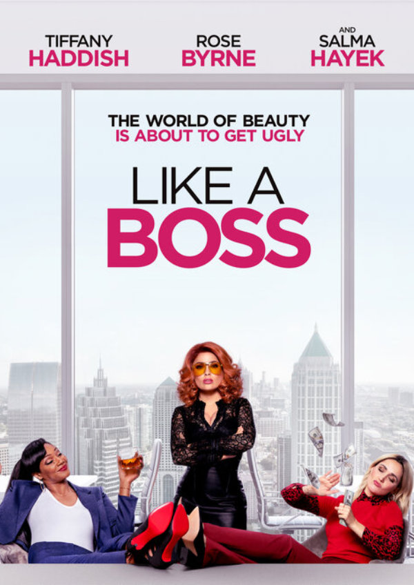 'Like A Boss' movie poster