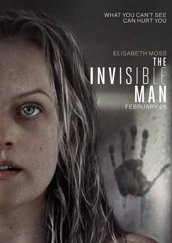 'The Invisible Man' movie poster