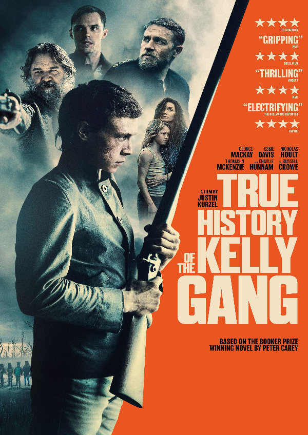 'True History of the Kelly Gang' movie poster