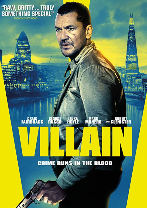 'Villain' movie poster