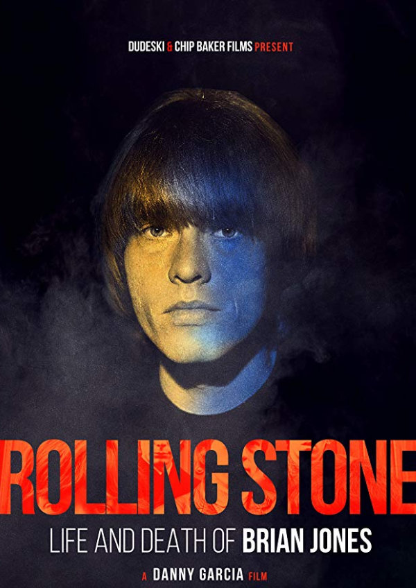 'Rolling Stone: Life And Death Of Brian Jones' movie poster