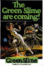 The Green Slime showtimes