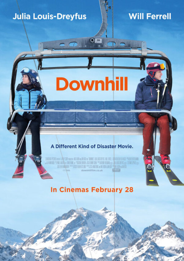 'Downhill' movie poster