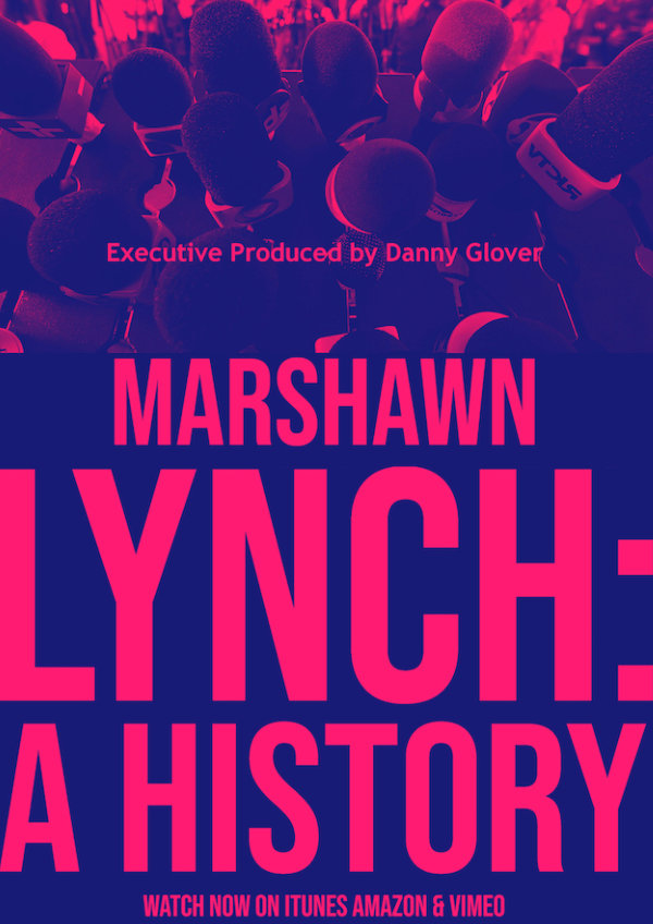 'Marshawn Lynch: A History' movie poster