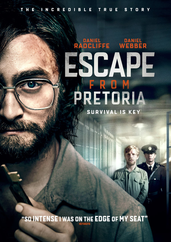 'Escape from Pretoria' movie poster