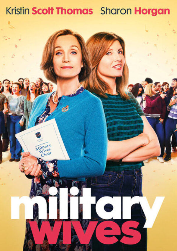 'Military Wives' movie poster