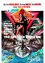 The Spy Who Loved Me showtimes