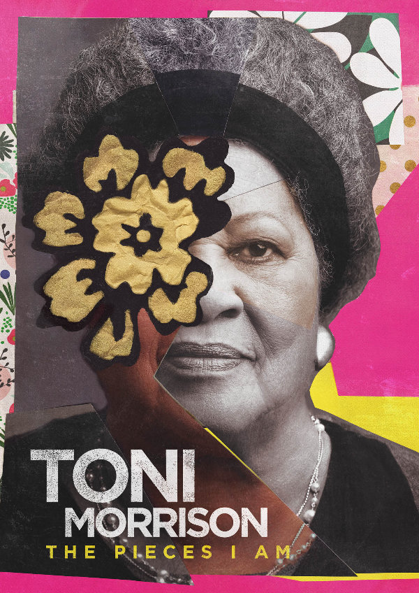 'Toni Morrison: The Pieces I Am' movie poster