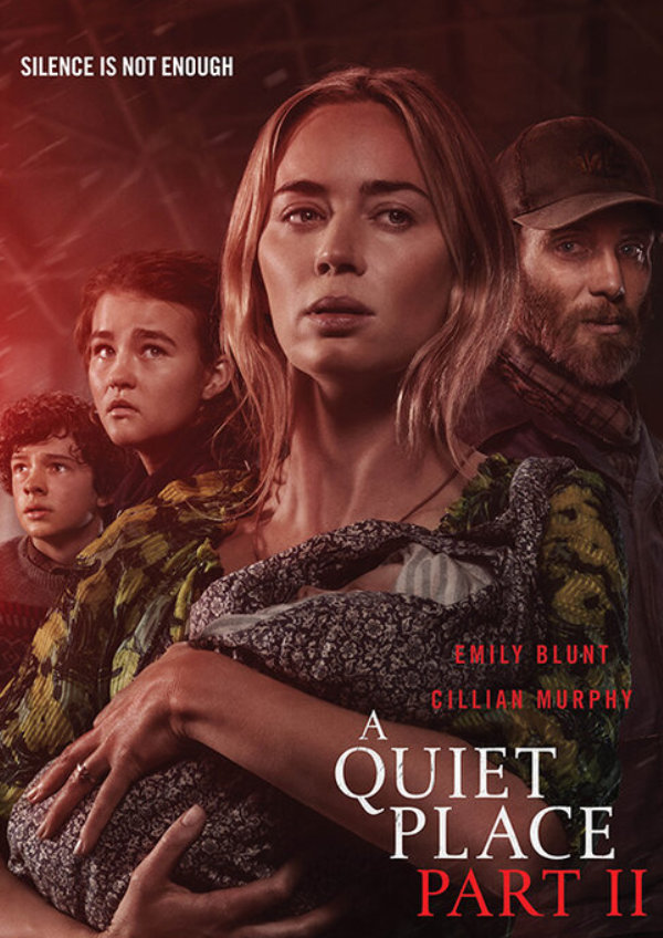 'A Quiet Place Part 2' movie poster