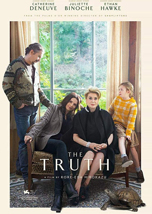 'The Truth (La Vérité)' movie poster