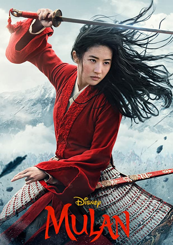'Mulan' movie poster