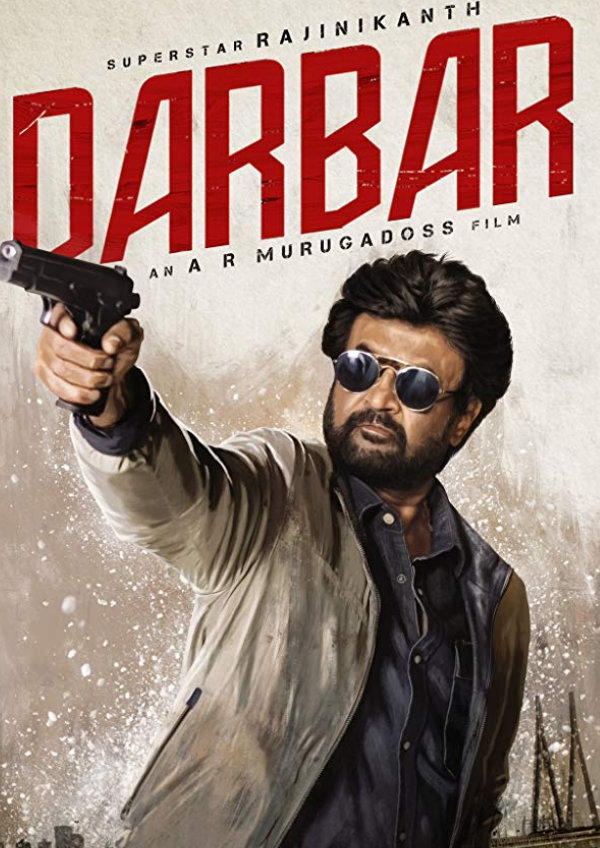 'Darbar' movie poster