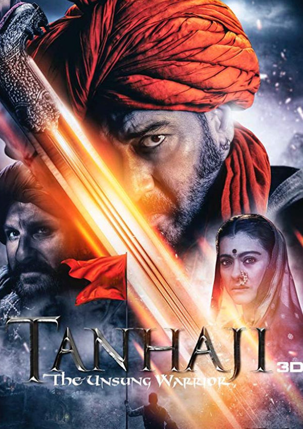 'Tanhaji: The Unsung Warrior' movie poster