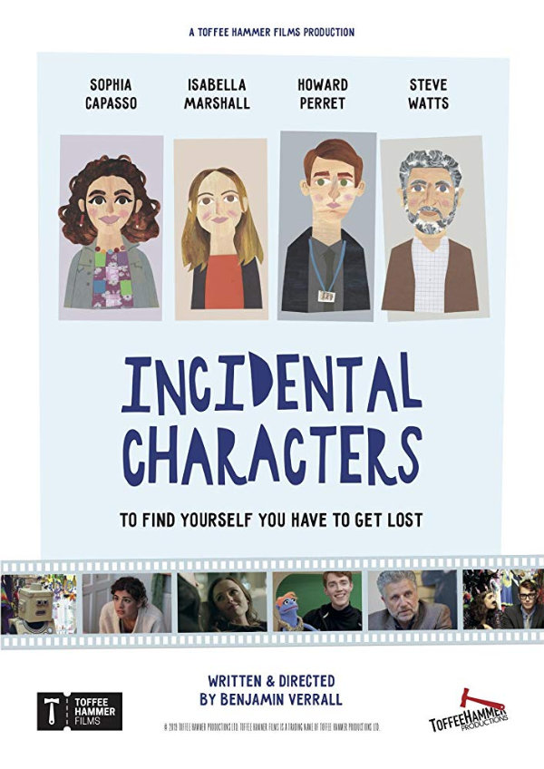 'Incidental Characters' movie poster