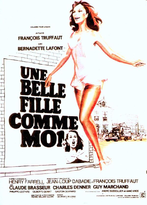 'A Gorgeous Bird Like Me (Une belle fille comme moi)' movie poster
