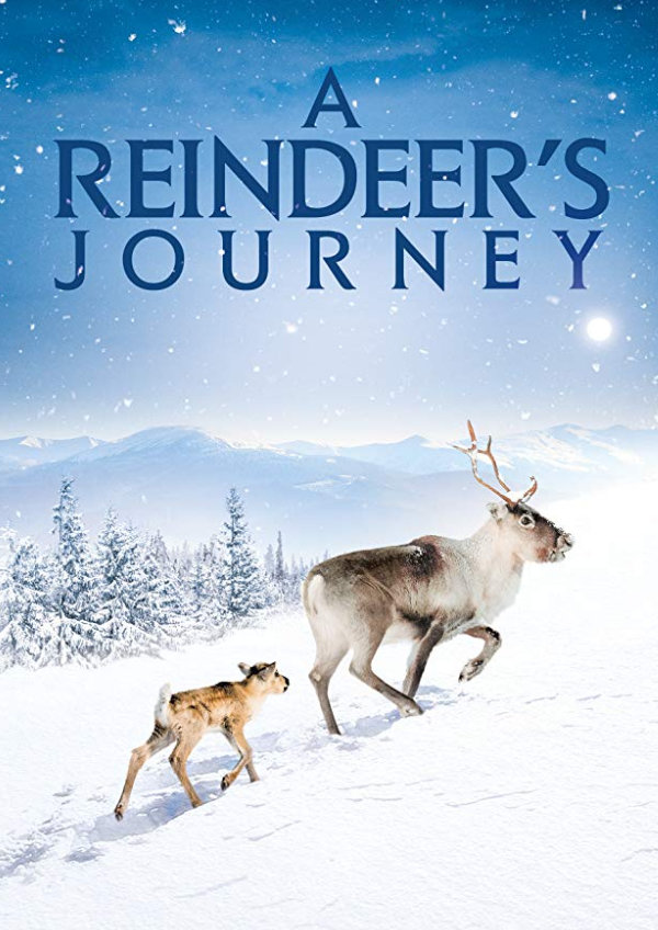 'A Reindeer's Journey' movie poster