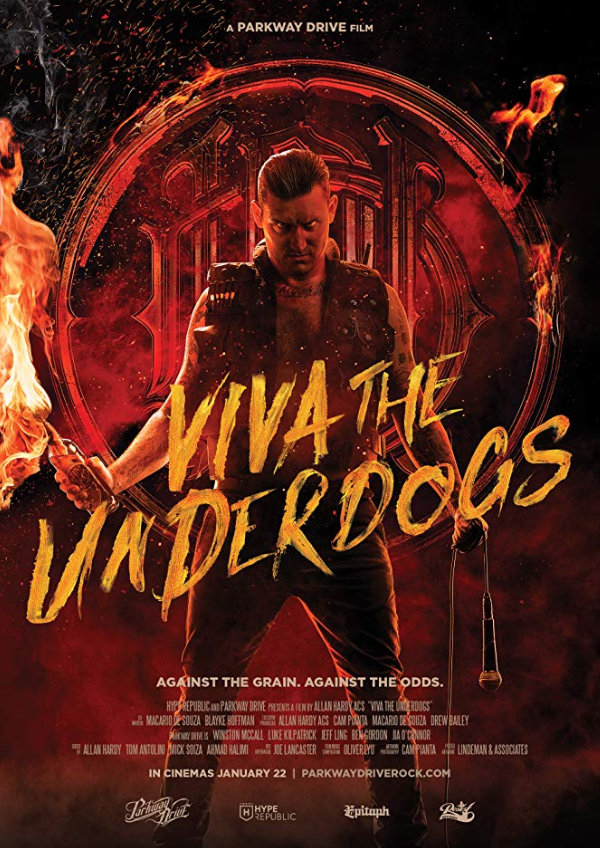 'Viva The Underdogs' movie poster