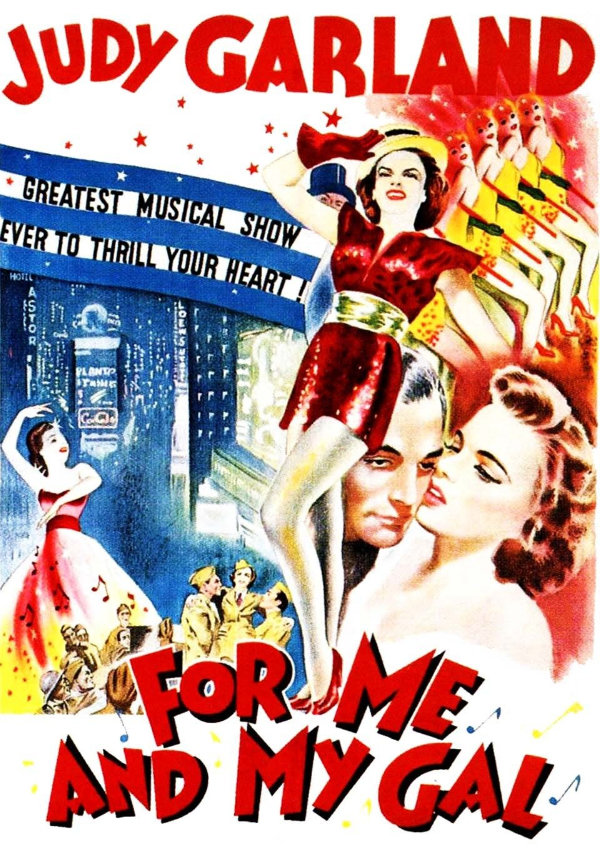 'For Me And My Gal' movie poster