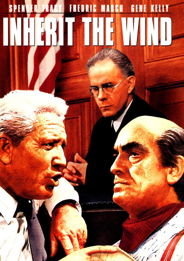 'Inherit The Wind' movie poster