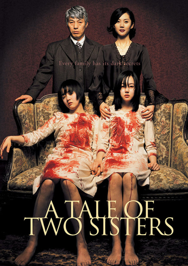 'A Tale Of Two Sisters' movie poster