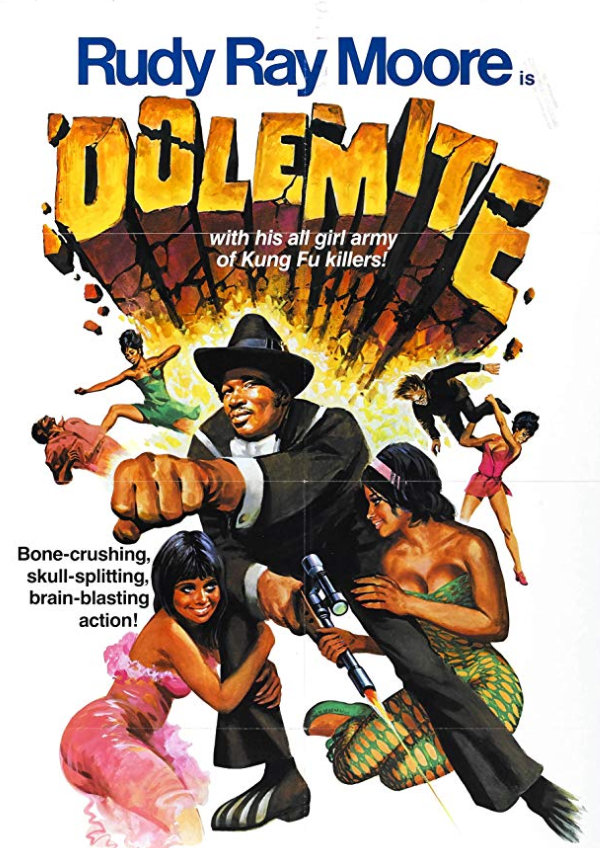 'Dolemite' movie poster