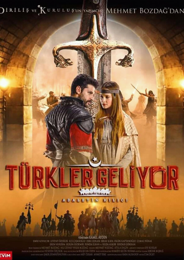 'The Turks are Coming: Sword of Justice (Türkler Geliyor: Adaletin Kilici)' movie poster