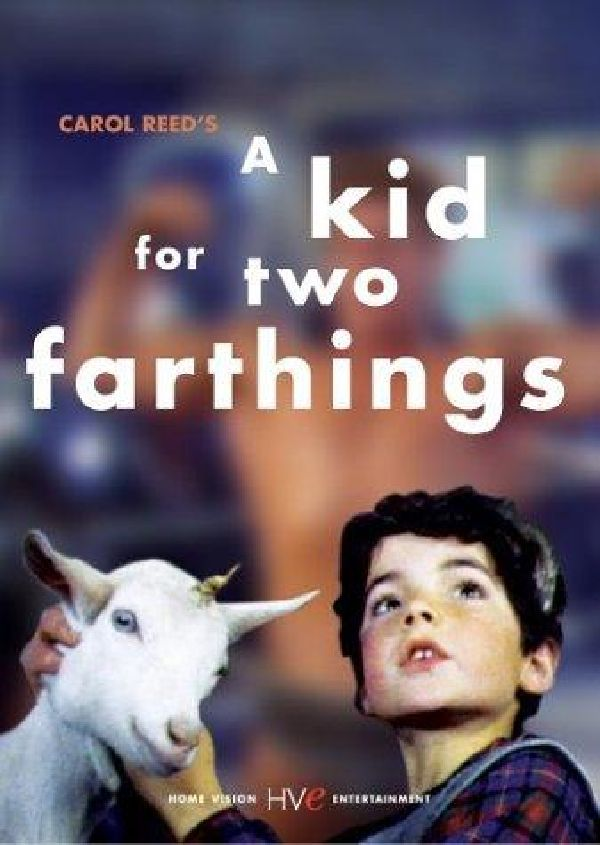 'A Kid for Two Farthings' movie poster