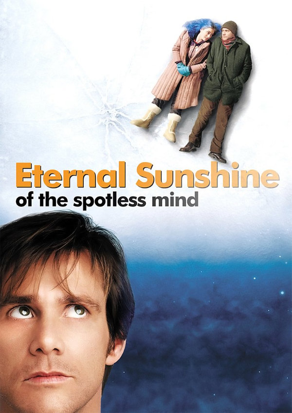 'Eternal Sunshine of the Spotless Mind' movie poster