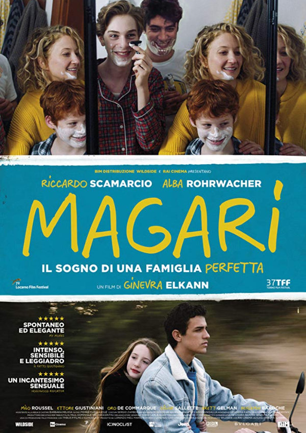 'If Only (Magari)' movie poster