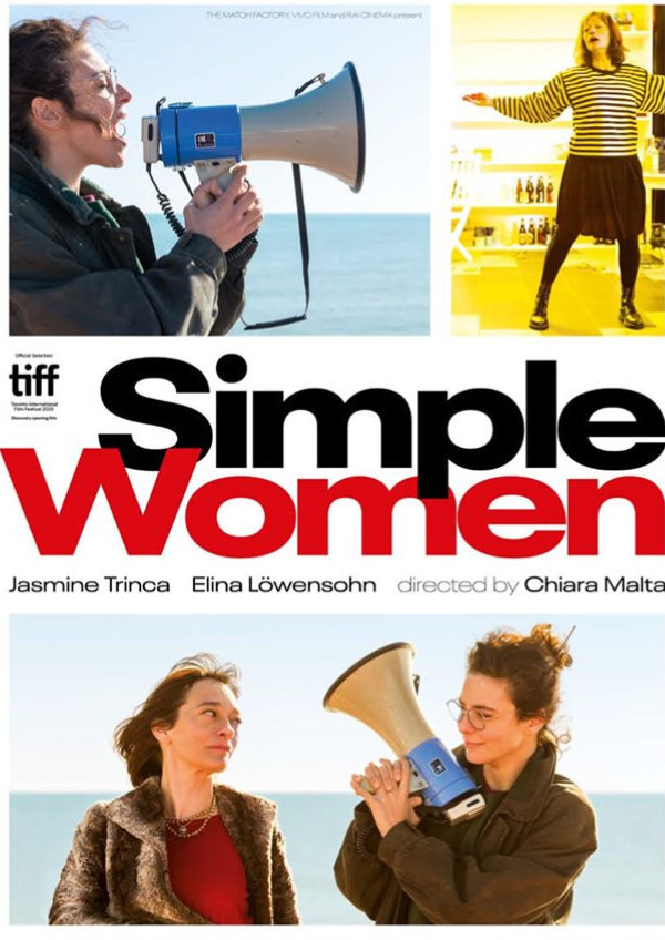 'Simple Women' movie poster