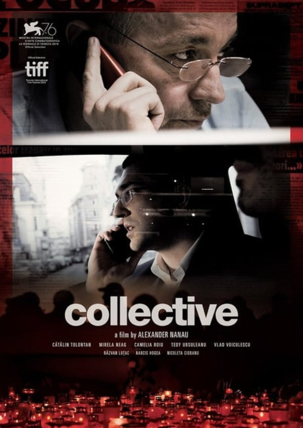 'Collective (Colectiv)' movie poster