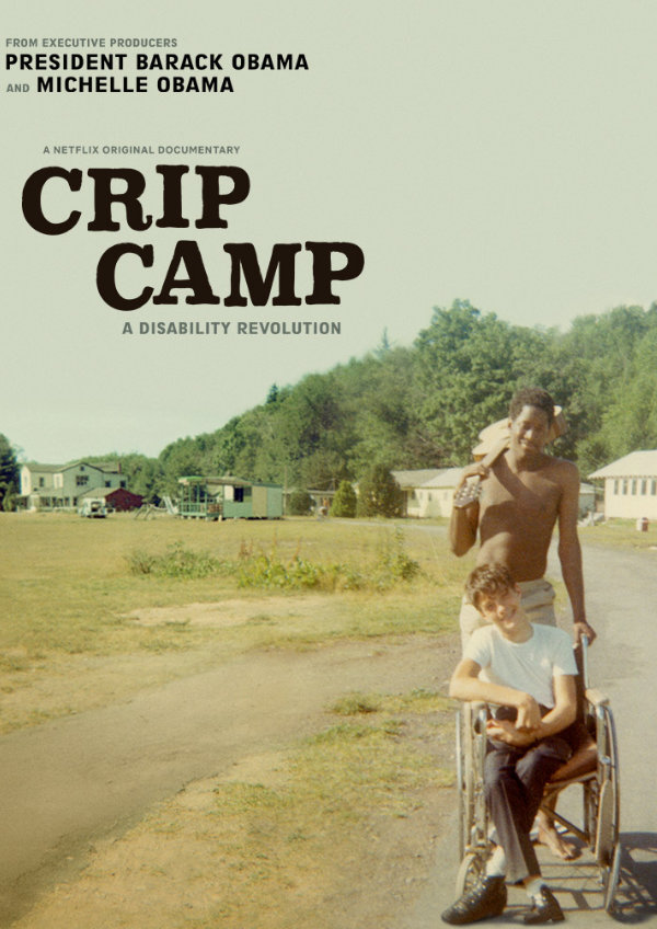 'Crip Camp' movie poster