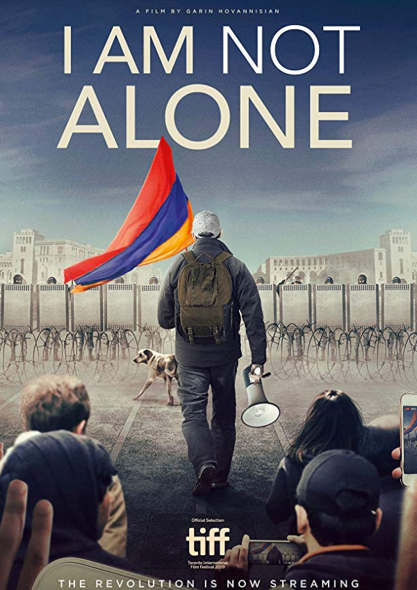 'I Am Not Alone' movie poster