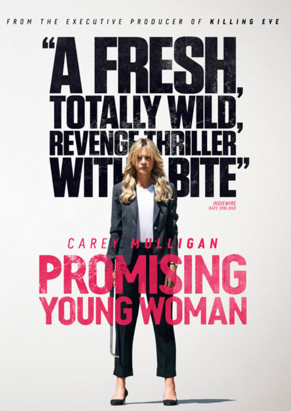 'Promising Young Woman' movie poster