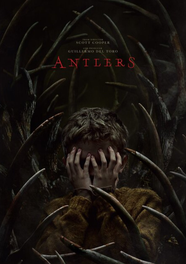 'Antlers' movie poster