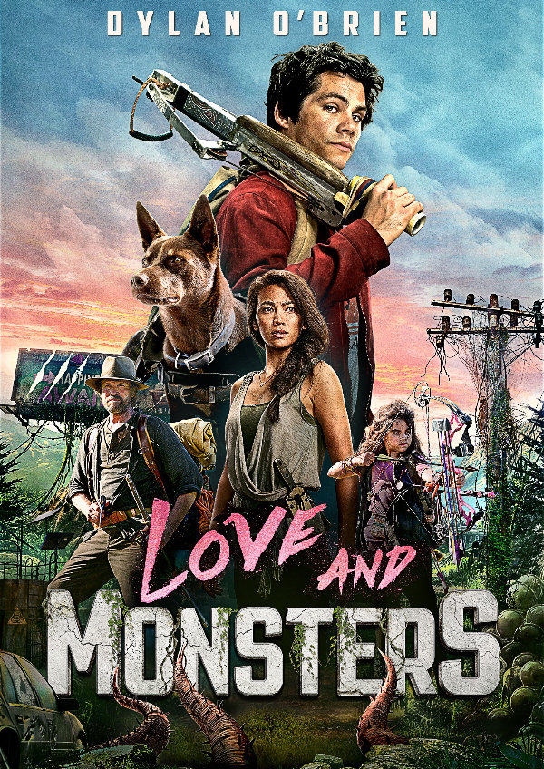 'Monster Problems' movie poster