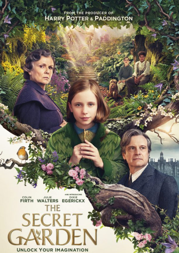 'The Secret Garden' movie poster