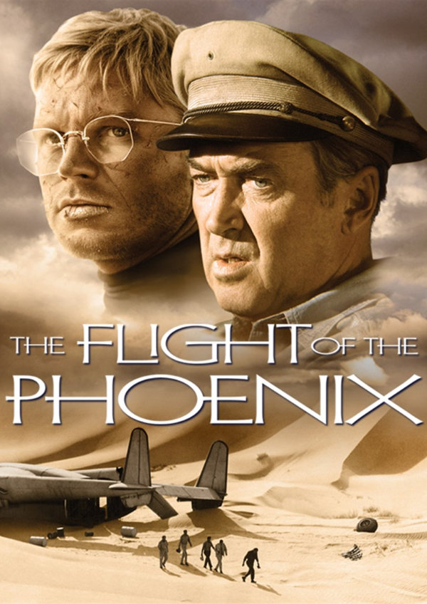 'The Flight Of The Phoenix' movie poster