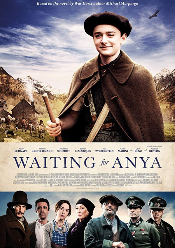 'Waiting for Anya' movie poster