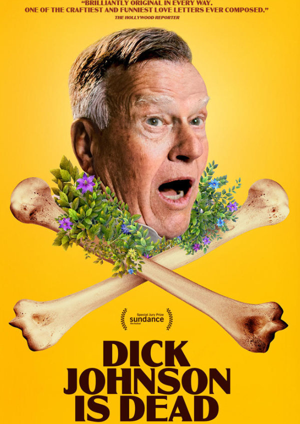 'Dick Johnson Is Dead' movie poster