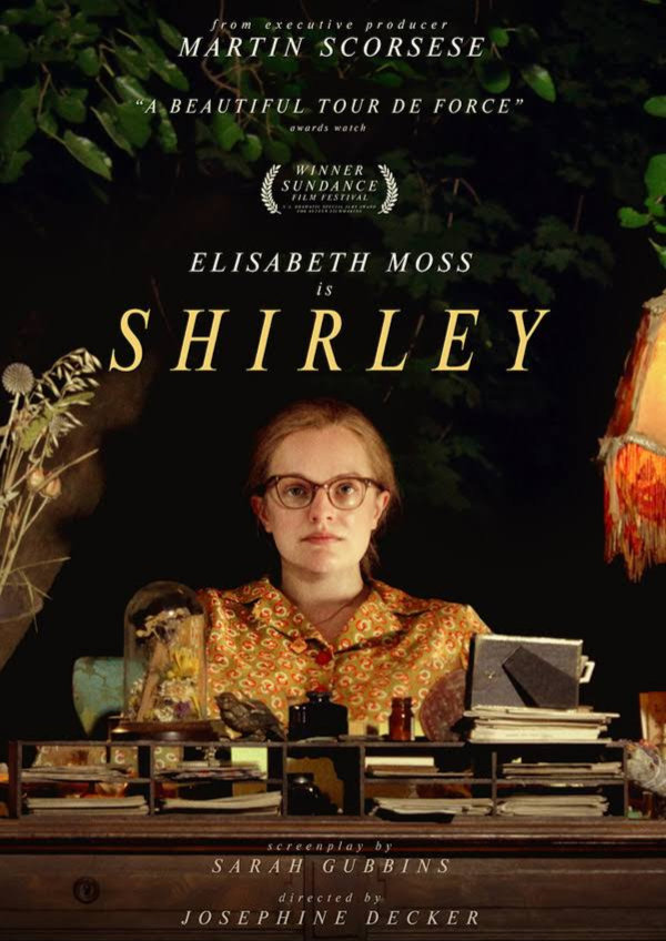 'Shirley' movie poster