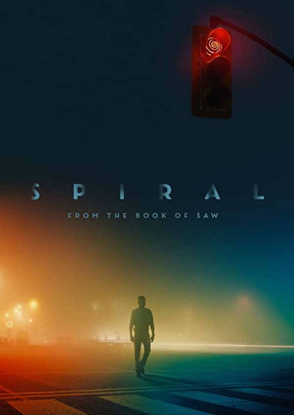 'Spiral: From the Book of Saw' movie poster