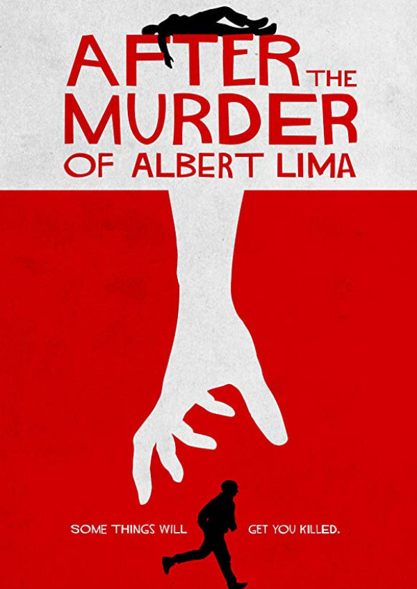 'After The Murder Of Albert Lima' movie poster