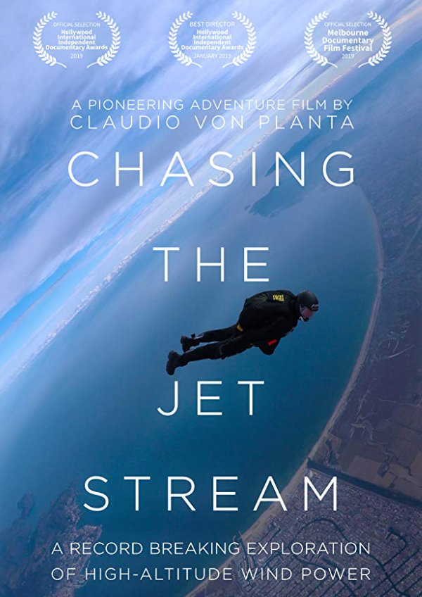'Chasing The Jet Stream' movie poster