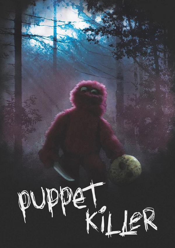 'Puppet Killer' movie poster