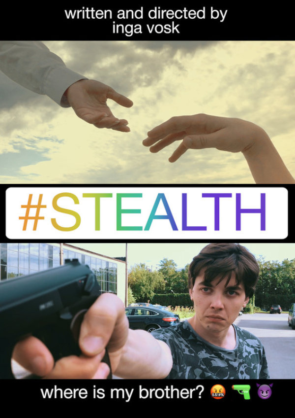 '#Stealth' movie poster
