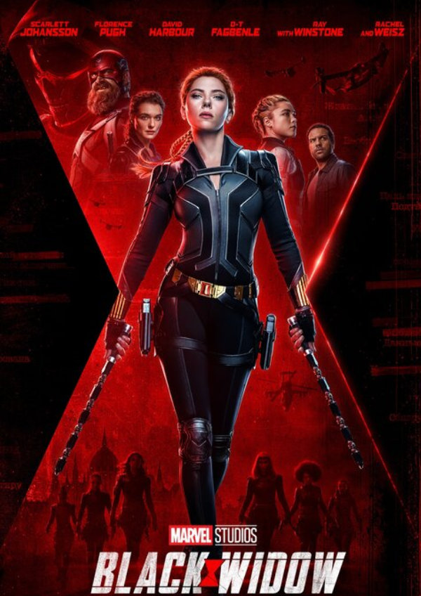 'Black Widow' movie poster