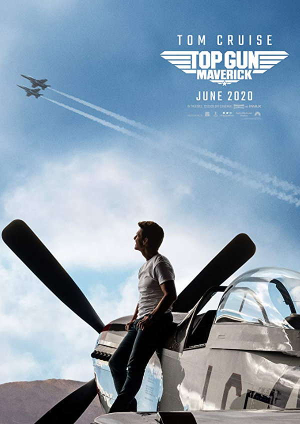 'Top Gun: Maverick' movie poster