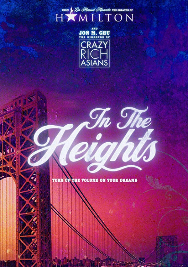 'In The Heights' movie poster